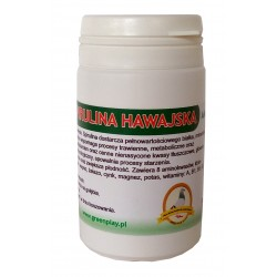 100 % - SPIRULINA HAWAJSKA Tabletki