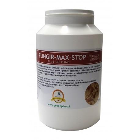 FUNGIR-MAX-STOP  OREGANO 300g