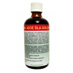 Witamina A D3 E 100ml
