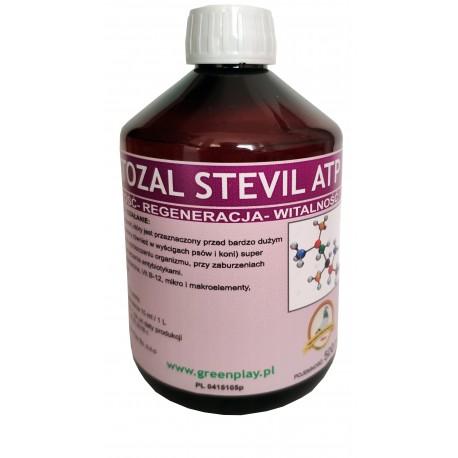 Katozal Stevil ATP